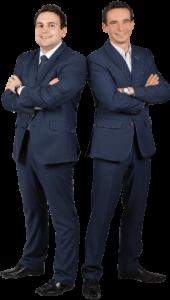 Właściciele firmy EGIDA Finanse